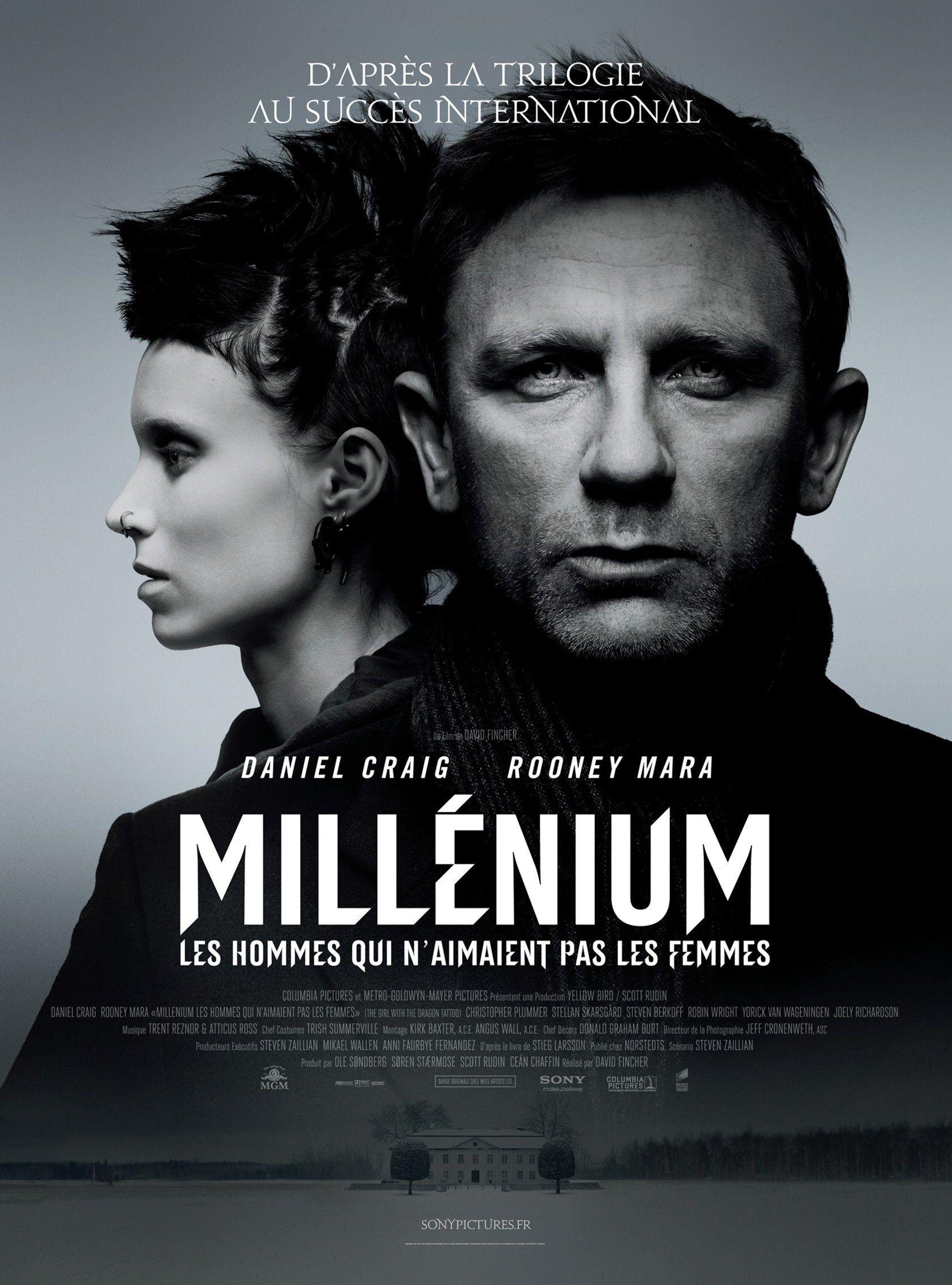 Millénium : Les hommes qui n'aimaient pas les femmes - Film (2011)