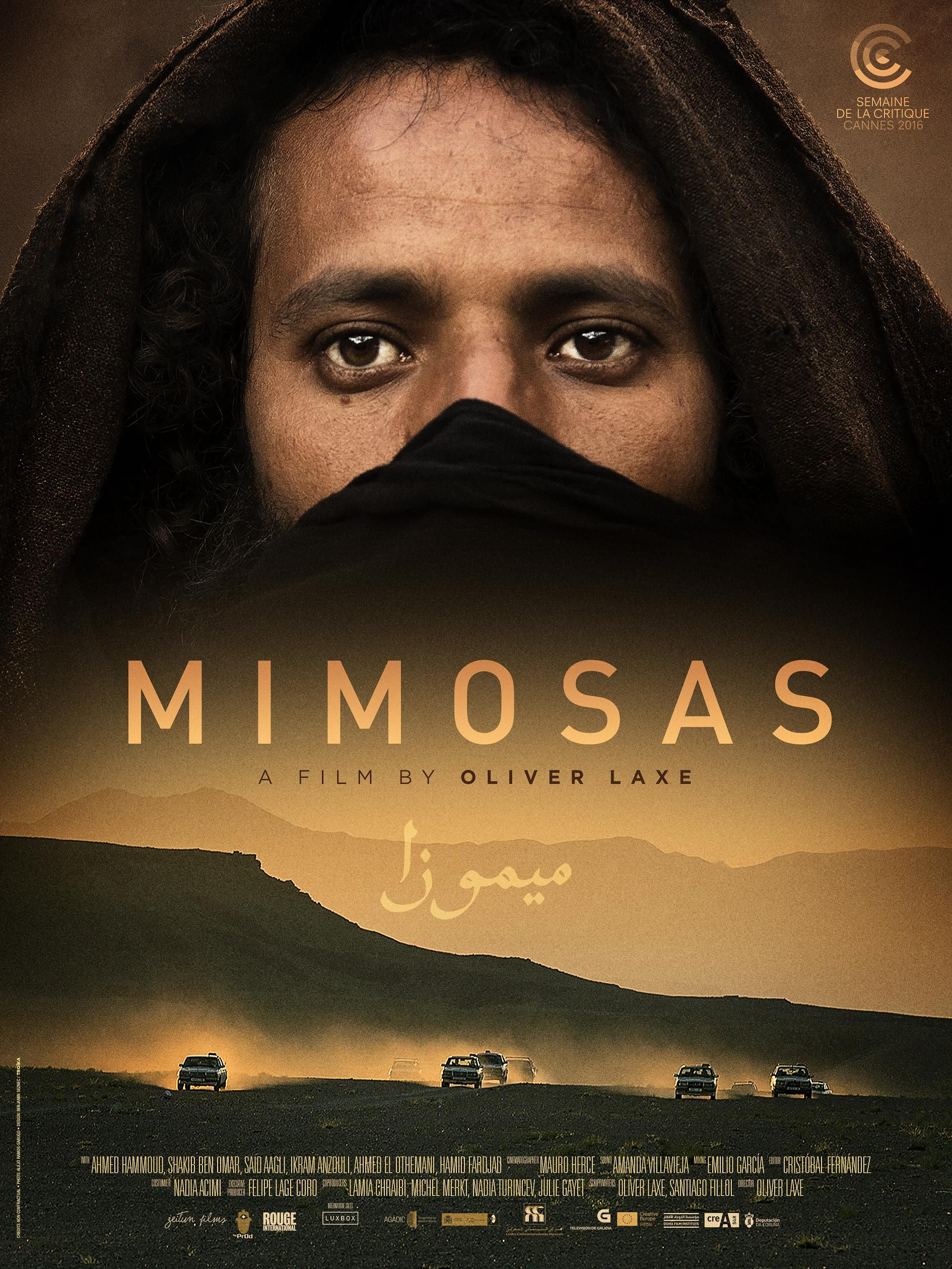 Mimosas, la voie de l'Atlas - Film (2016)