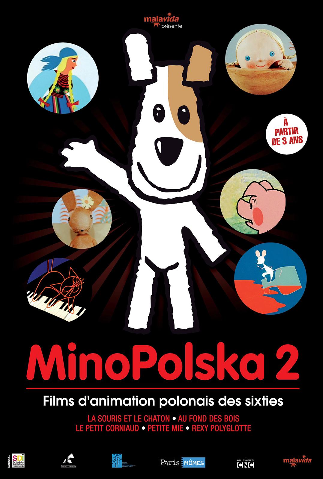 MinoPolska 2 - Long-métrage d'animation (2015)