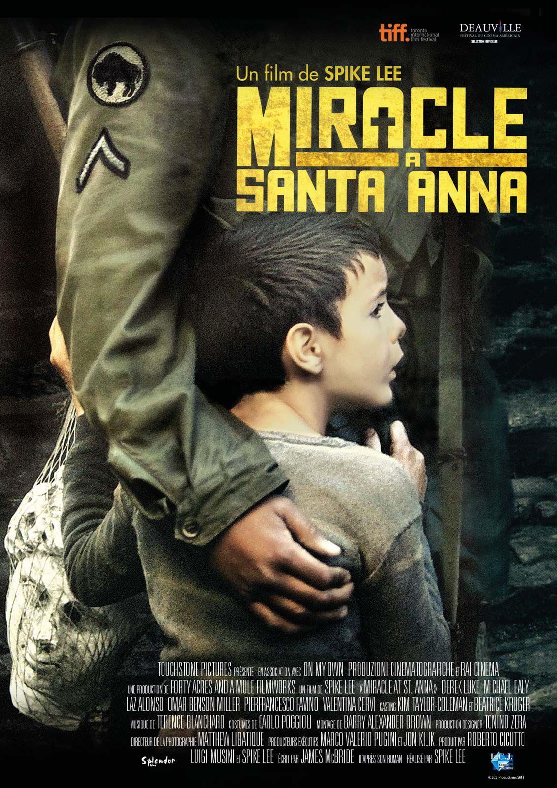 Miracle à Santa Anna - Film (2008)