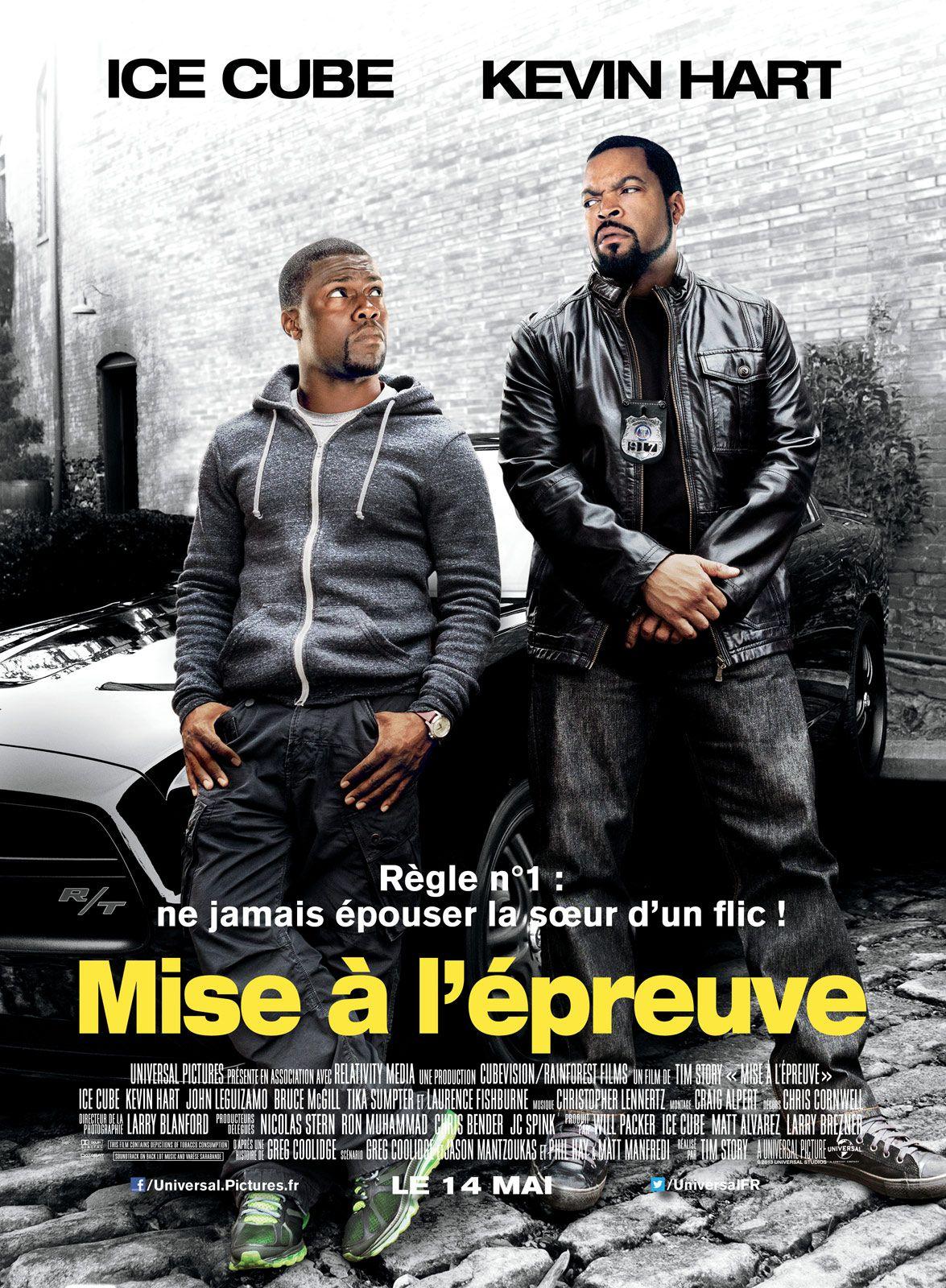 Mise à l'épreuve - Film (2014)