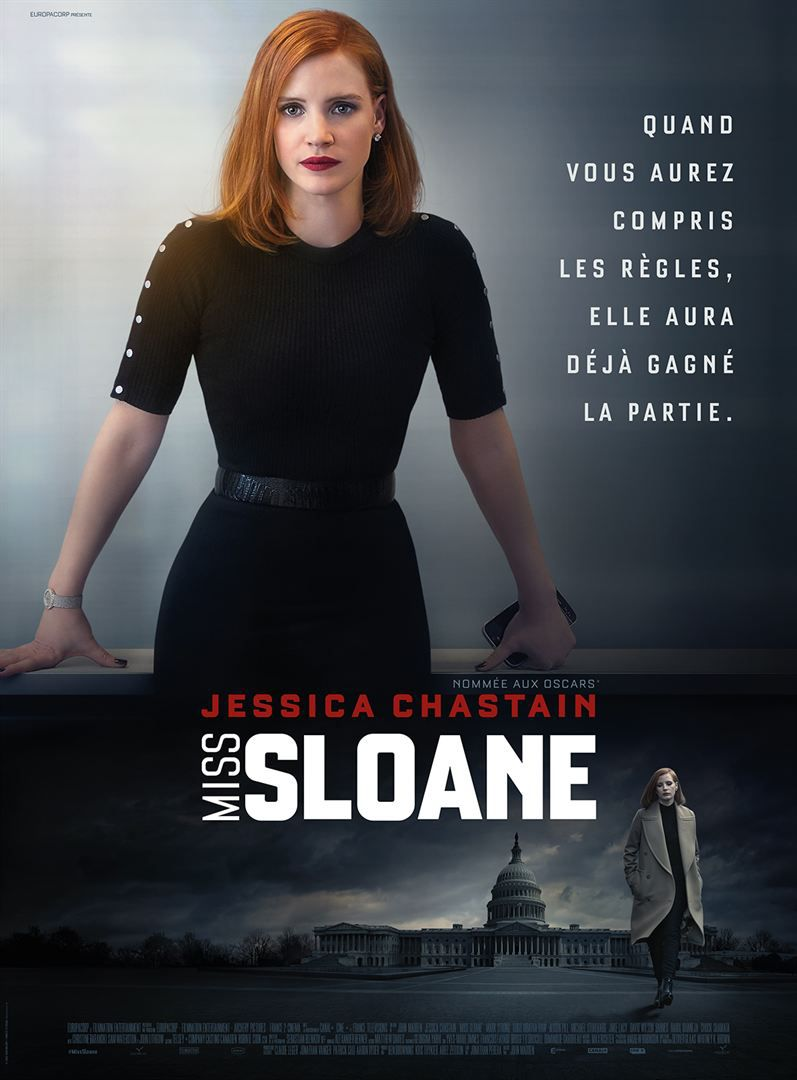 Miss Sloane - Film (2016)