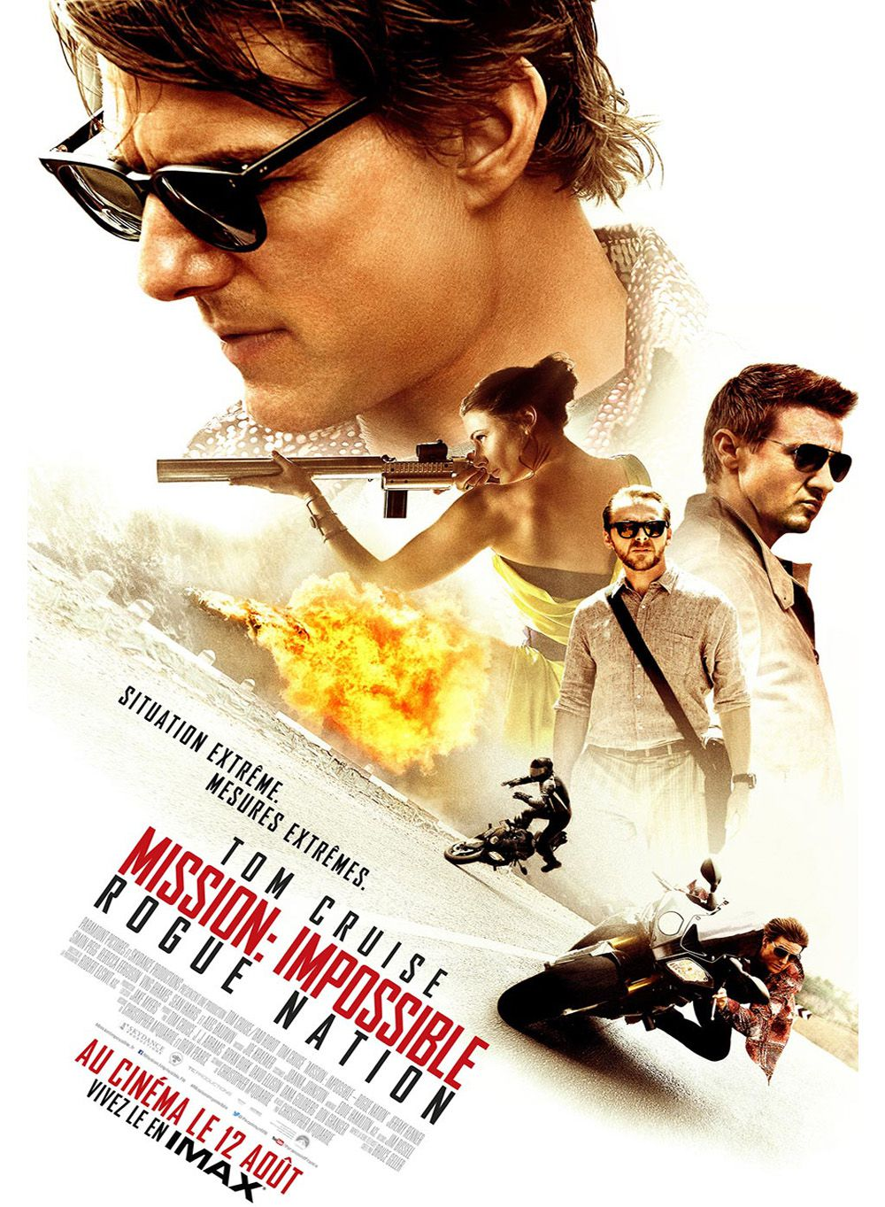 Mission : Impossible - Rogue Nation - Film (2015)