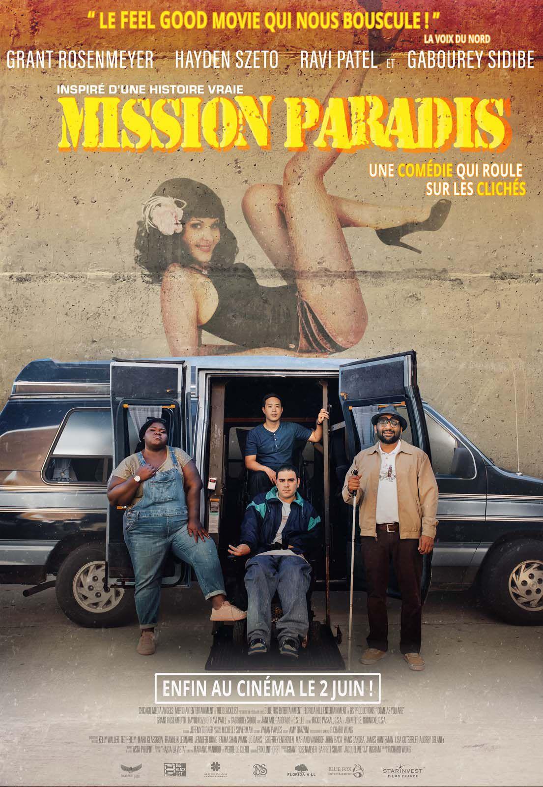 Mission Paradis - Film (2019)