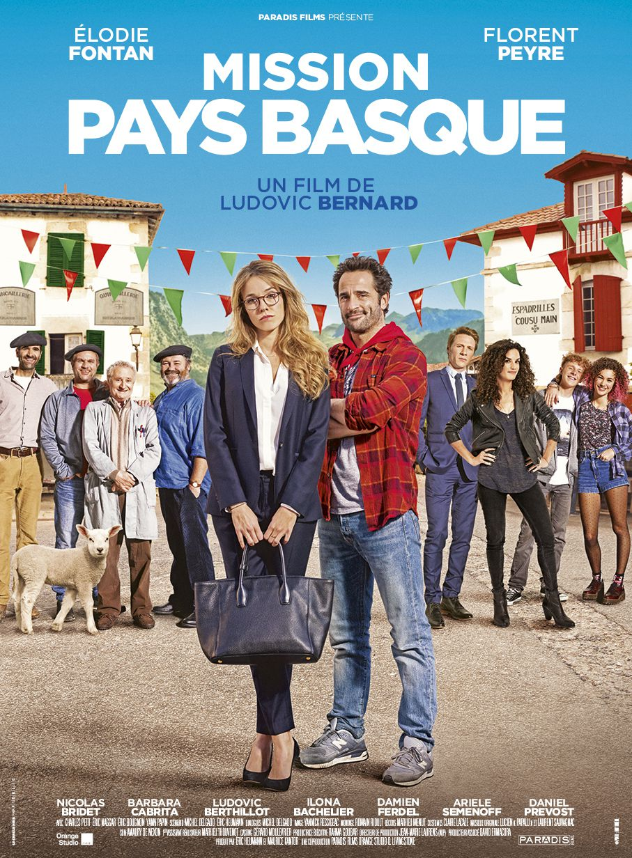 Mission pays Basque - Film (2017)