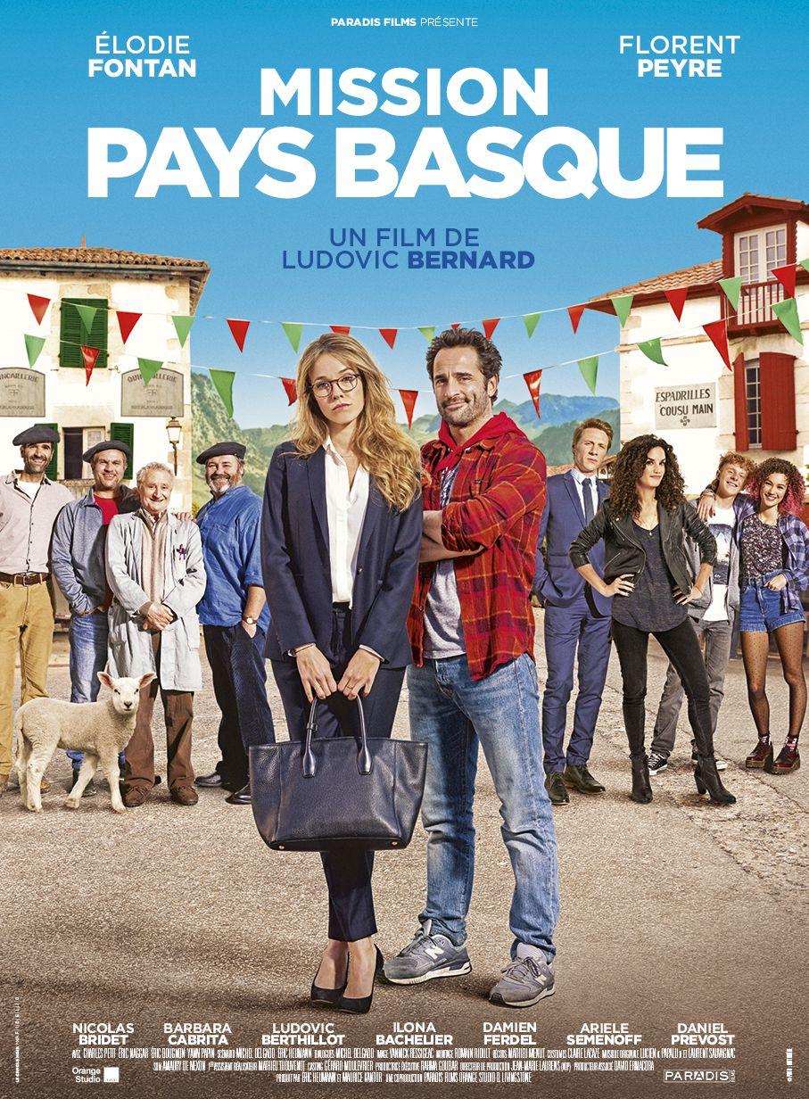 Mission pays Basque - Film (2017)