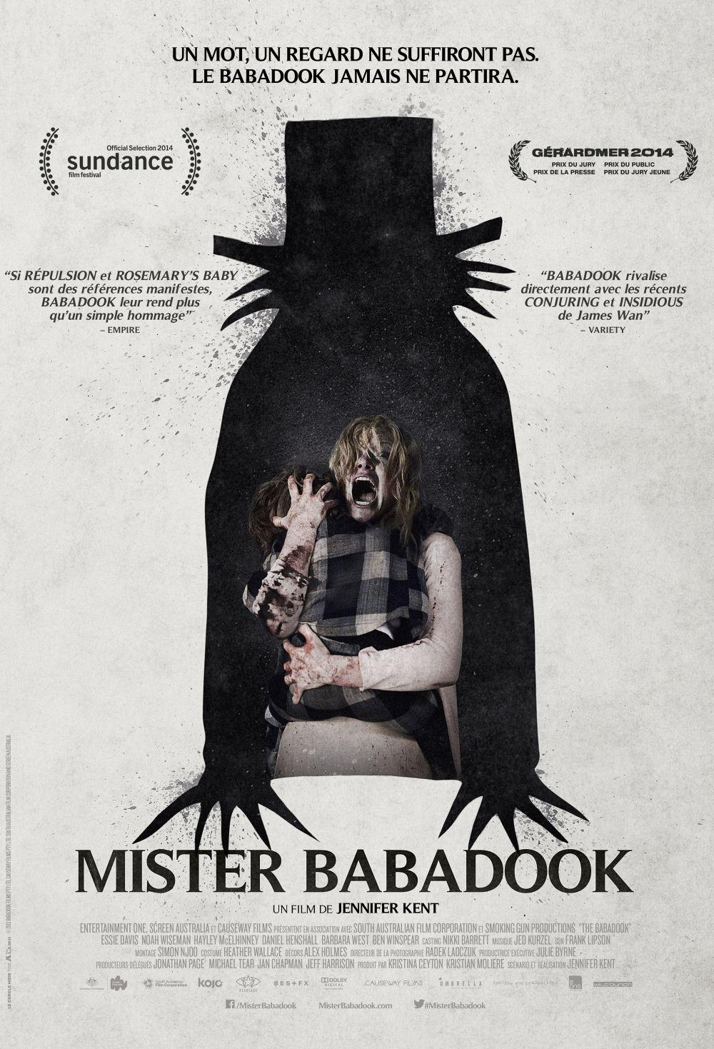 Mister Babadook - Film (2014)