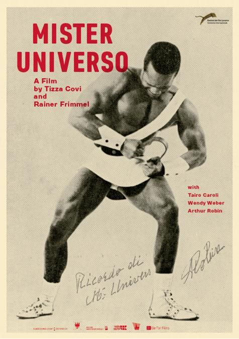 Mister Universo - Film (2017)