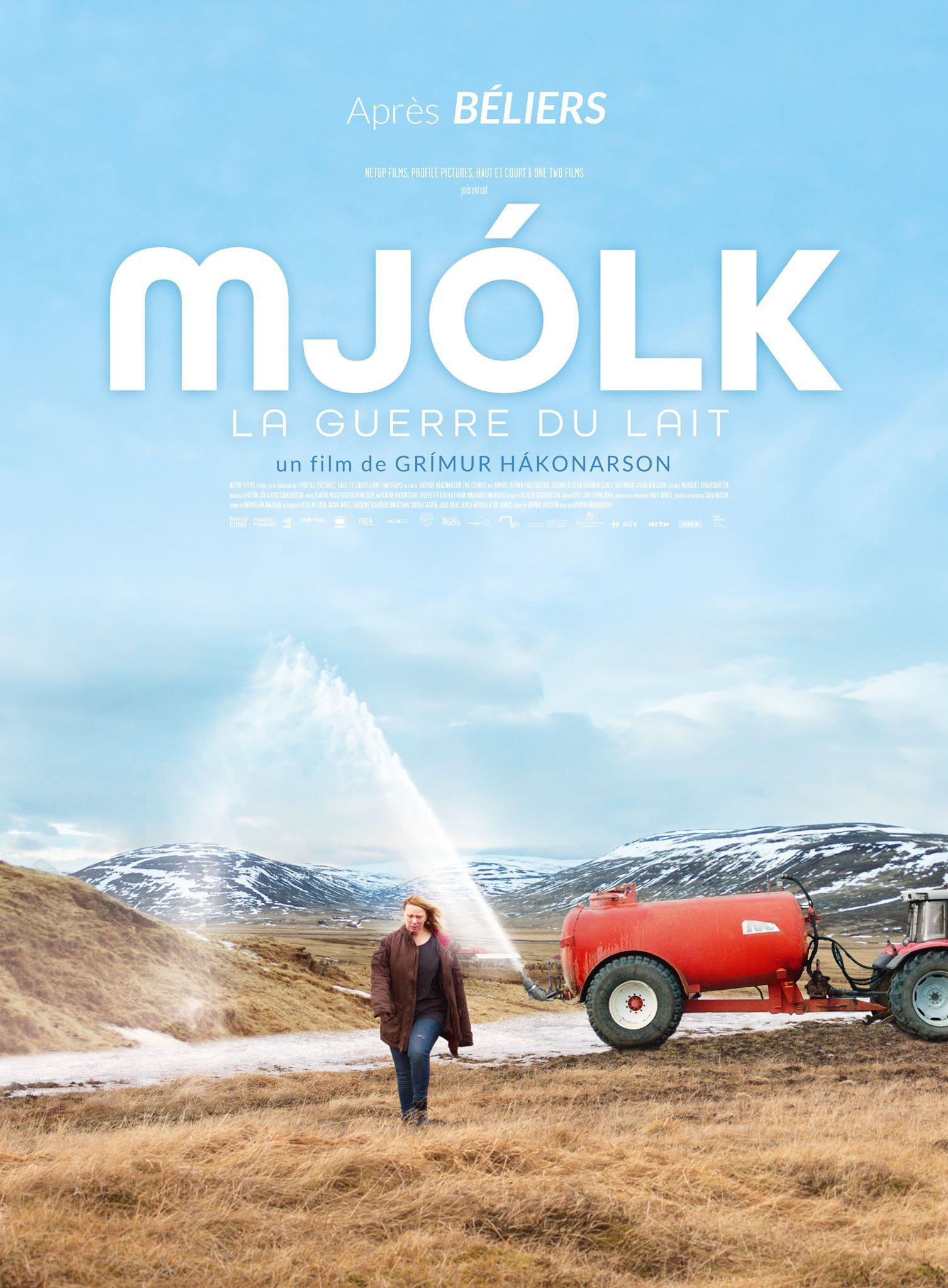 Mjólk, la guerre du lait - Film (2019)