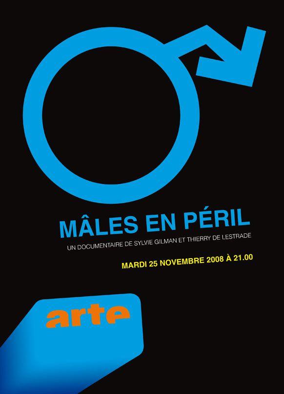 Mâles en péril - Documentaire (2007)