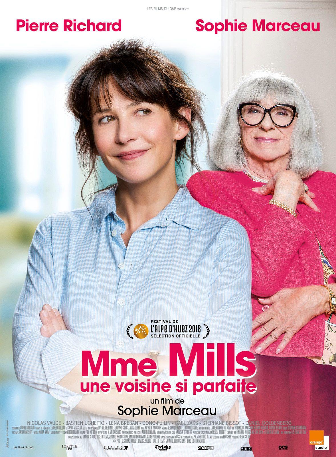 Mme Mills, une voisine si parfaite - Film (2018)