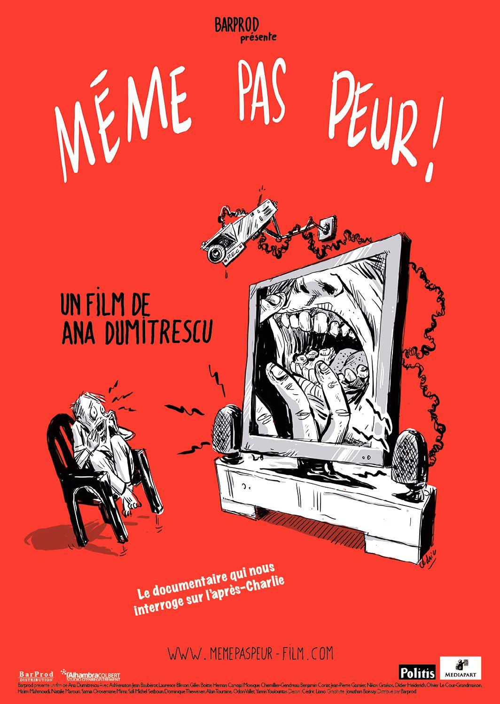 Même pas Peur! - Documentaire (2015)