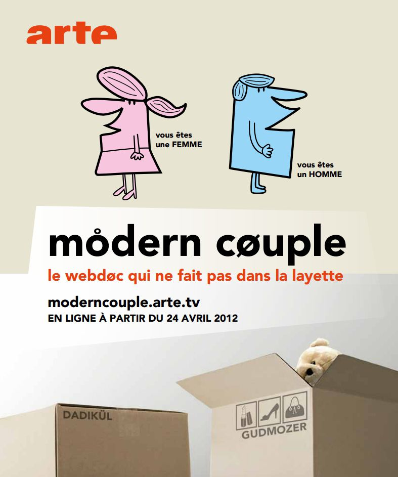 Modern couple - Documentaire (2012)