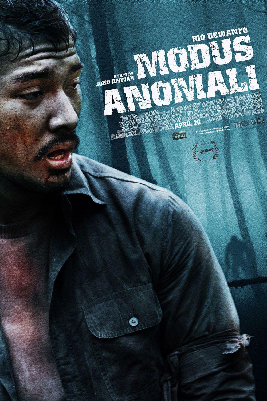 Modus Anomali, le réveil de la proie - Film (2012)