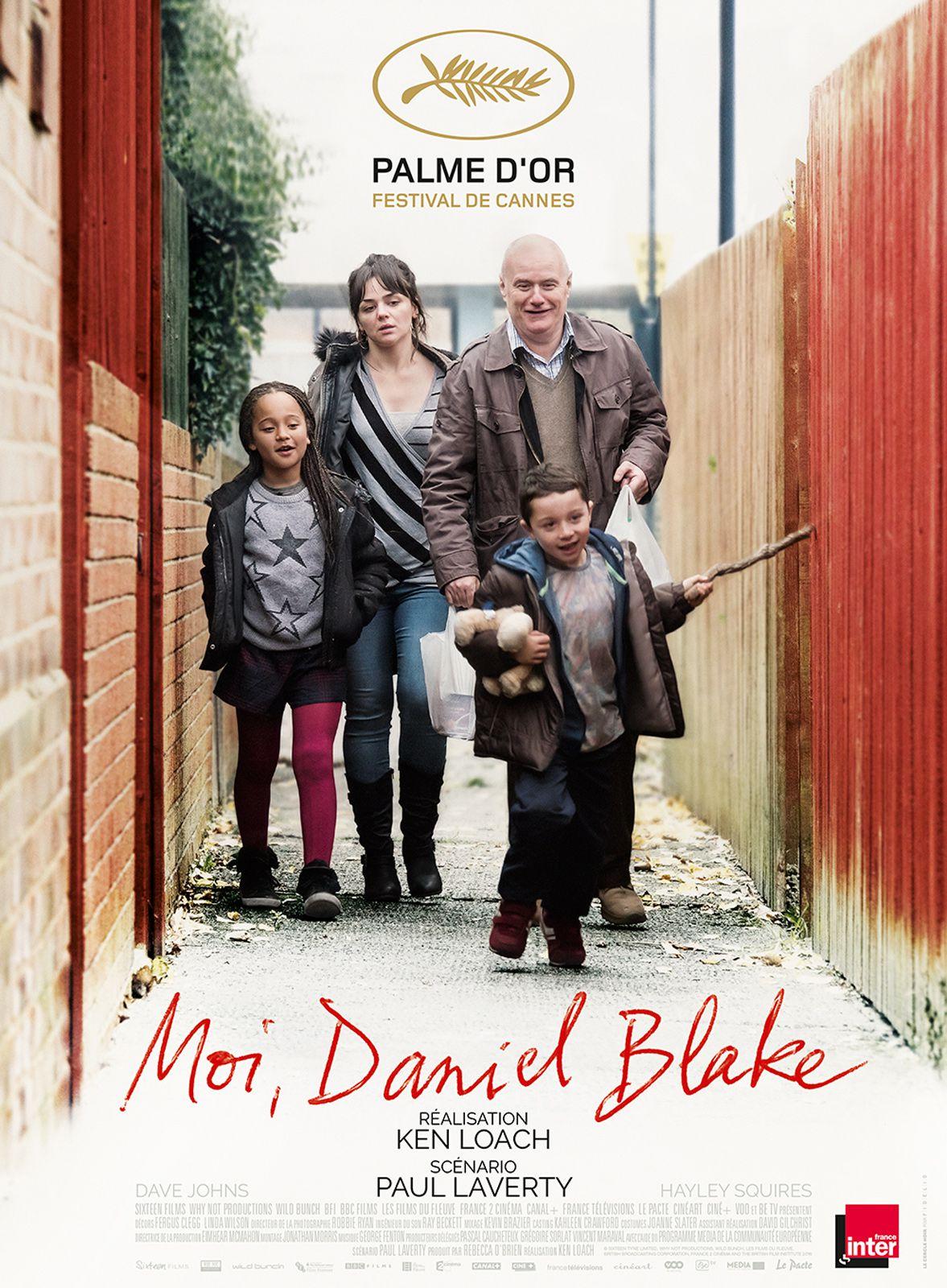 Moi, Daniel Blake - Film (2016)
