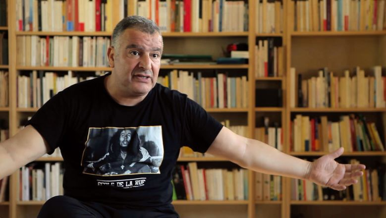Moi, Magyd Cherfi : Portrait intimiste d'un chanteur devenu écrivain - Documentaire (2018)
