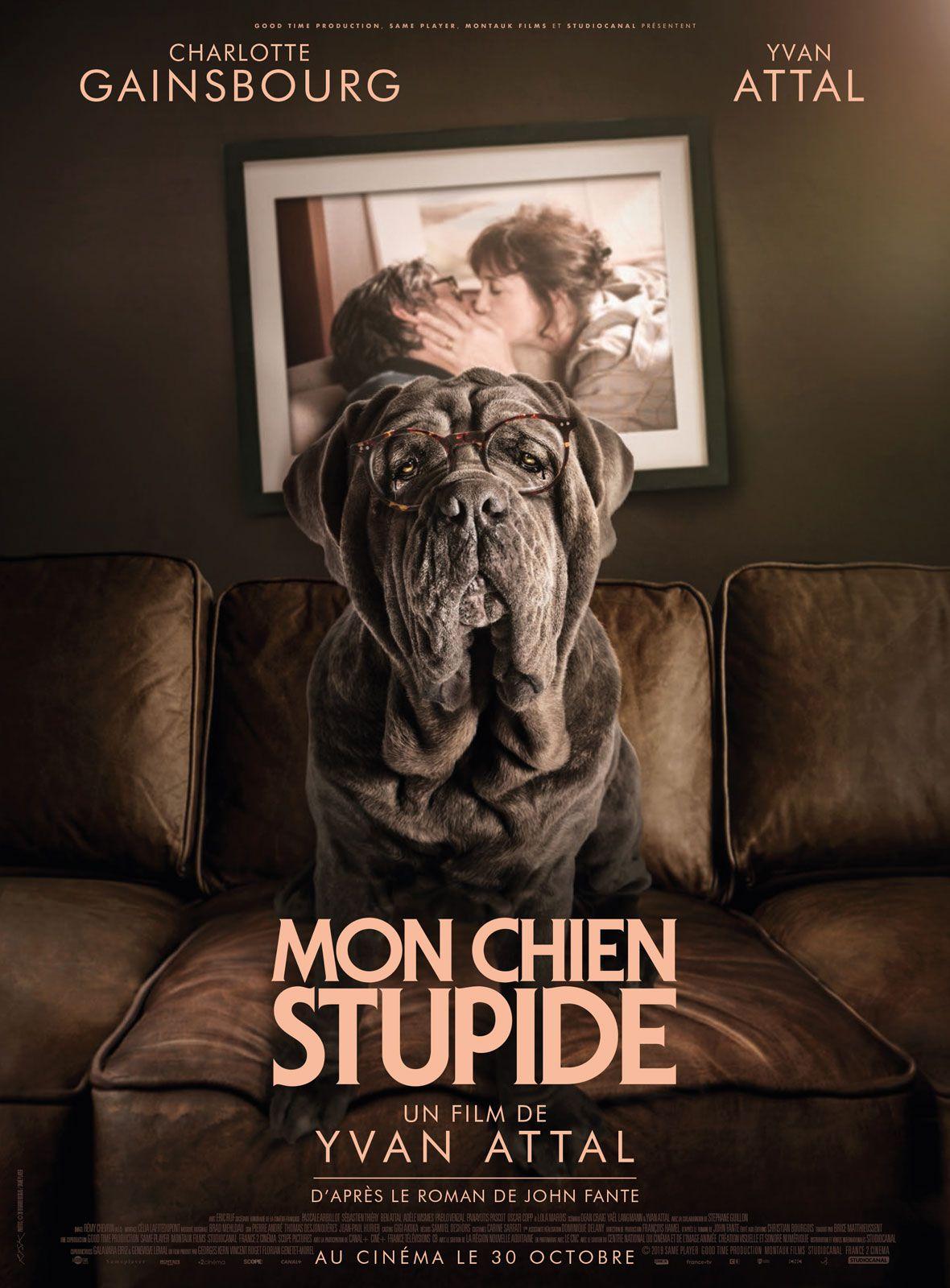 Mon chien Stupide - Film (2019)