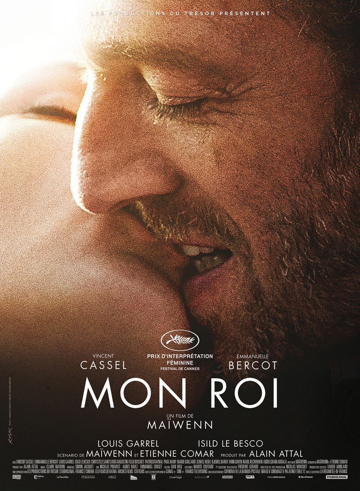 Mon roi - Film (2015)