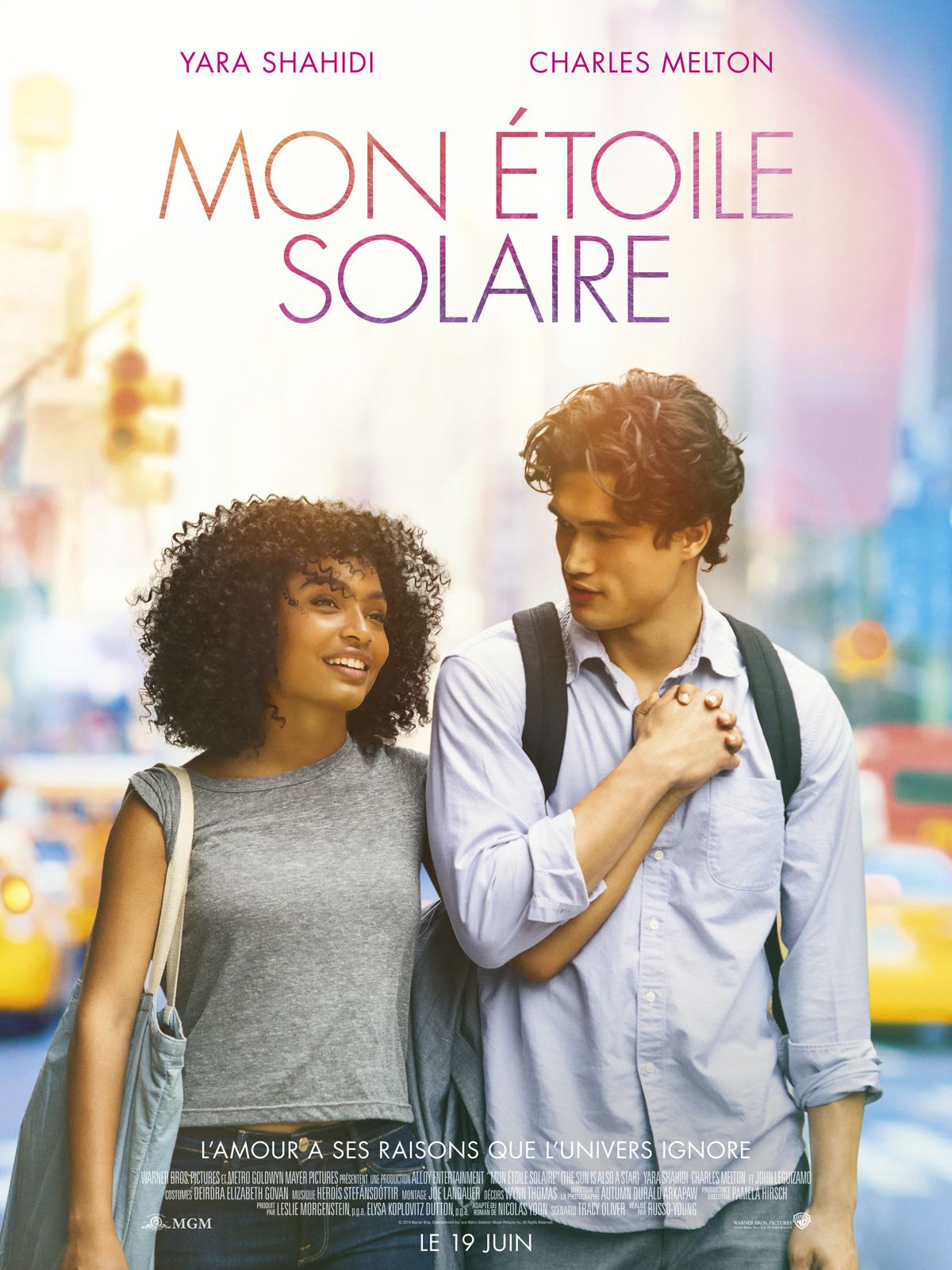 Mon étoile solaire - Film (2019)