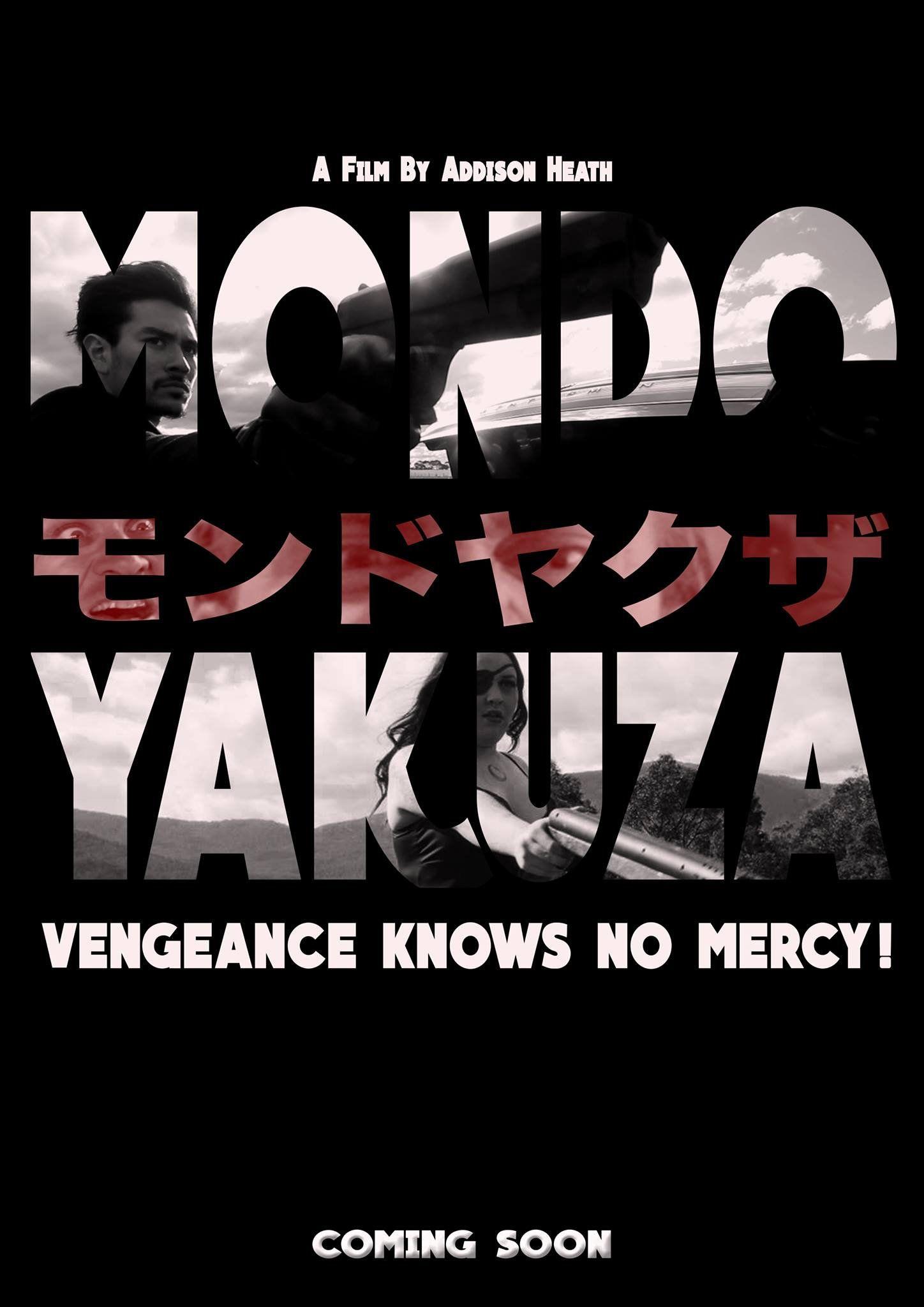 Mondo Yakuza - Film (2016)