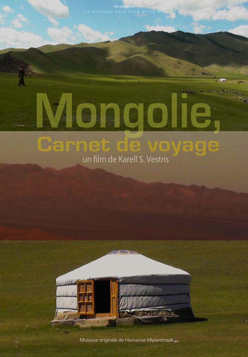 Mongolie, Carnet de Voyage - Documentaire (2011)