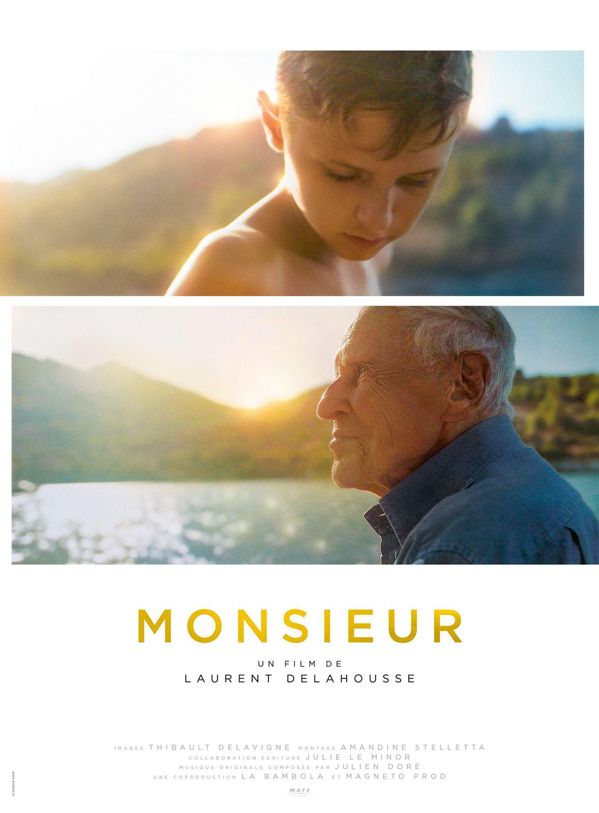 Monsieur - Documentaire (2018)