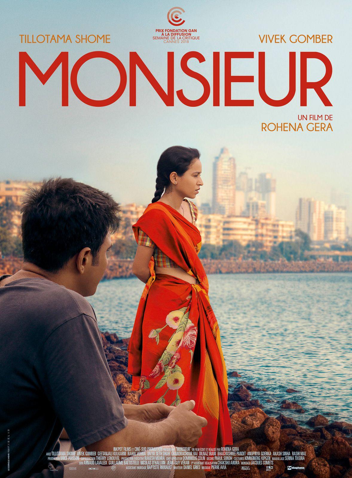 Monsieur - Film (2018)