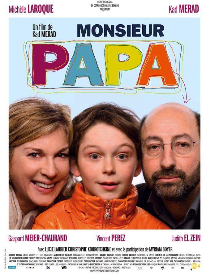 Monsieur Papa - Film (2011)