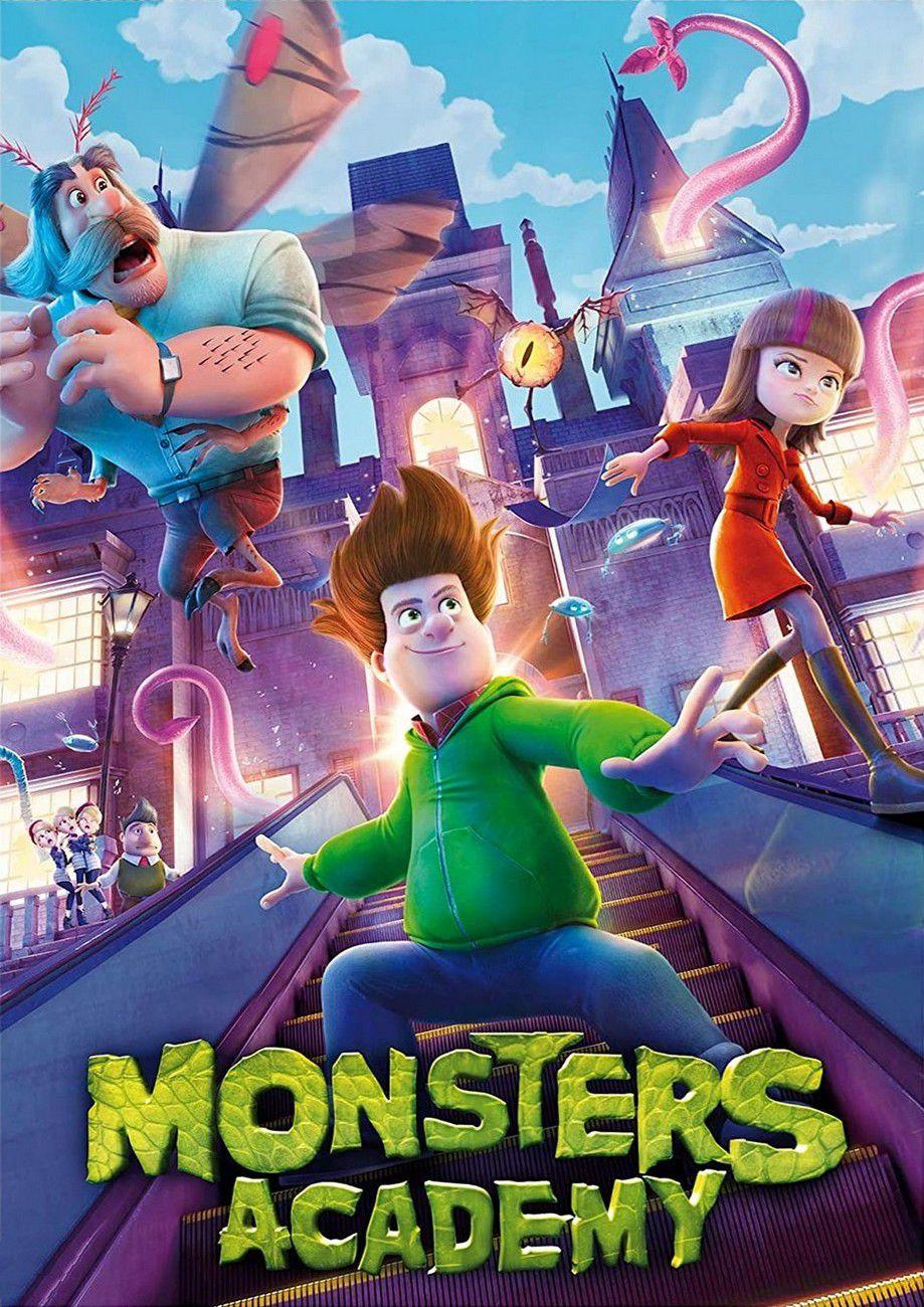 Monsters Academy - Long-métrage d'animation (2020)