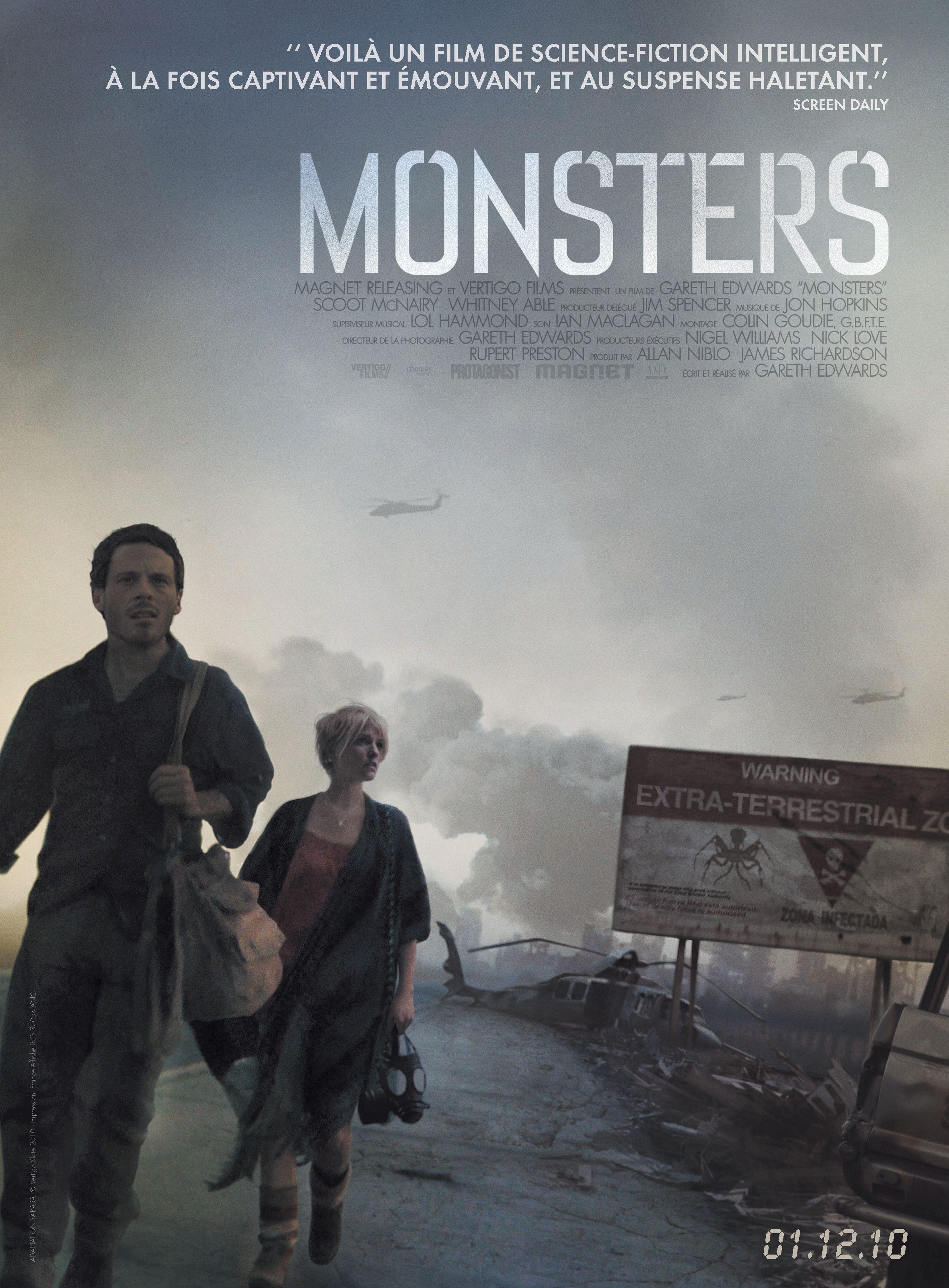 Monsters - Film (2010)