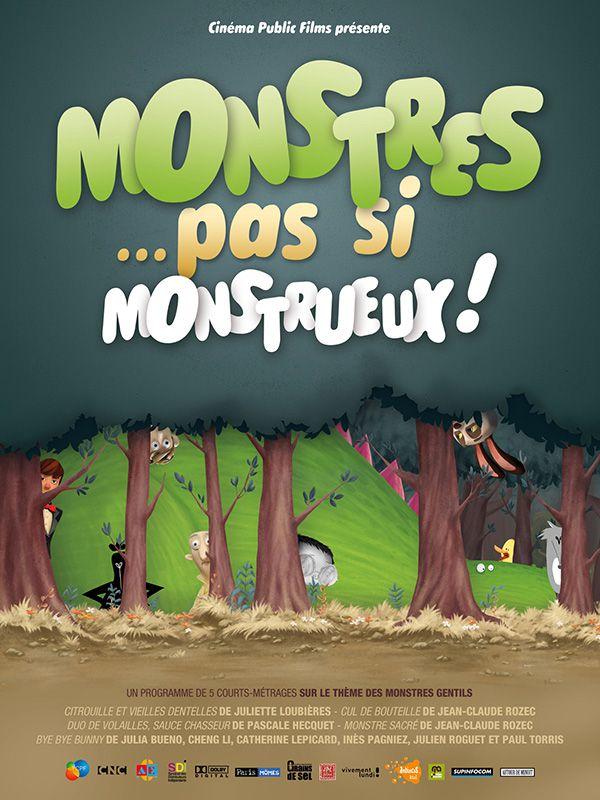 Monstres... Pas si monstrueux ! - Film (2013)
