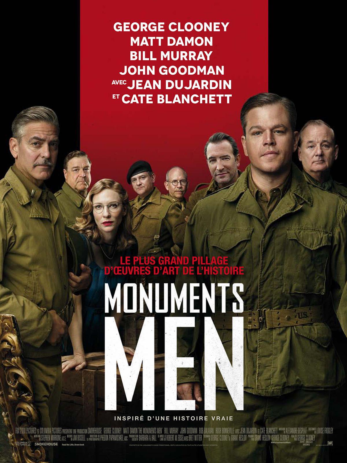 Monuments Men - Film (2014)