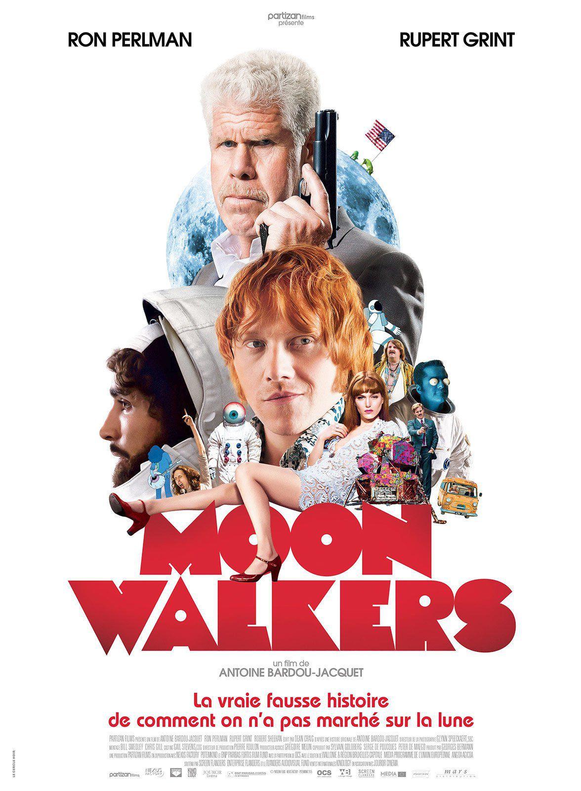 Moonwalkers - Film (2015)