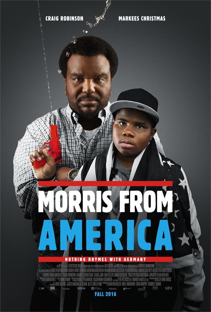 Morris from America - Film (2016)