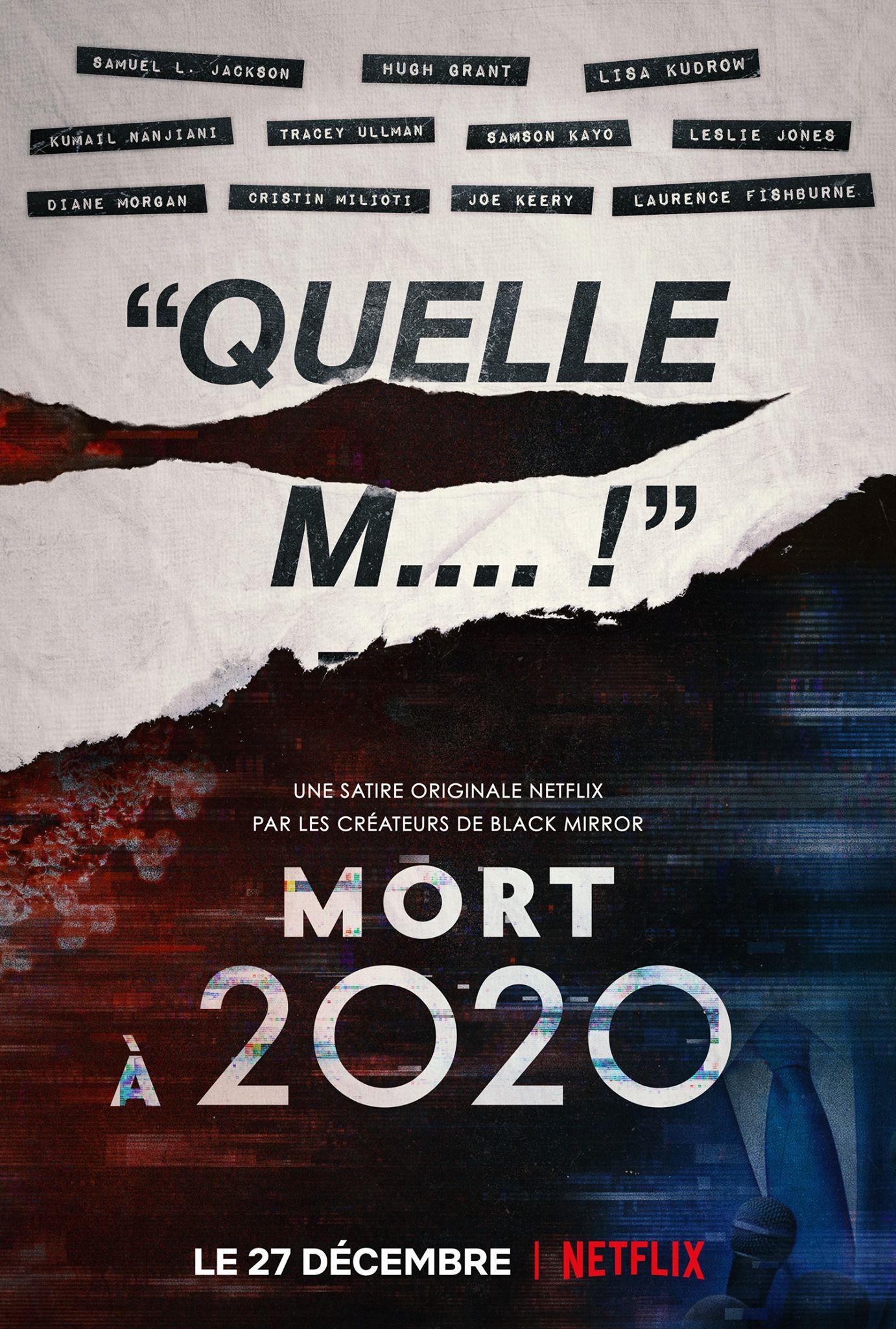 Mort à 2020 - Film (2020)