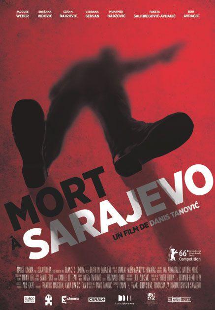 Mort à Sarajevo - Film (2016)