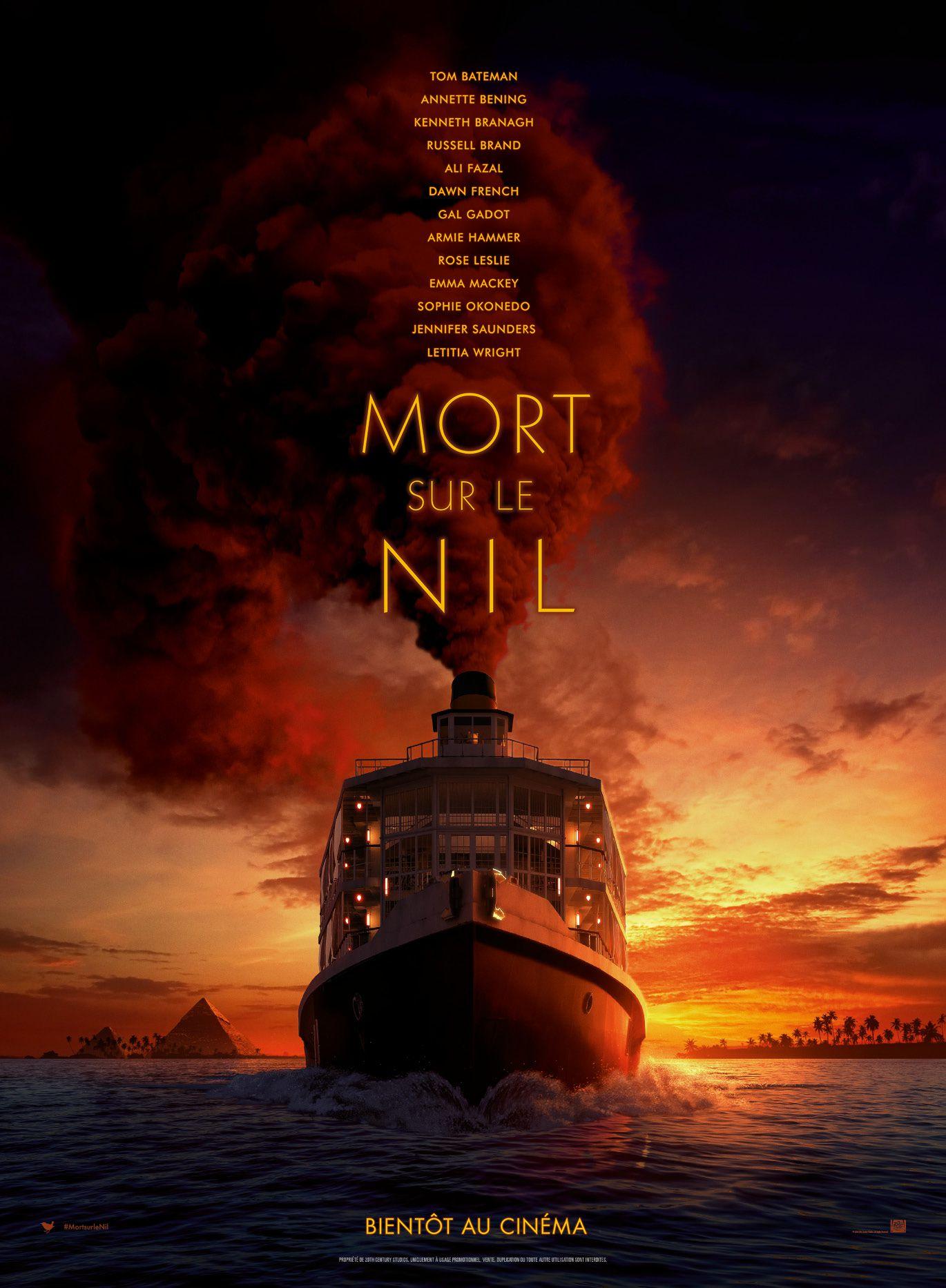 Mort sur le Nil - Film (2020)