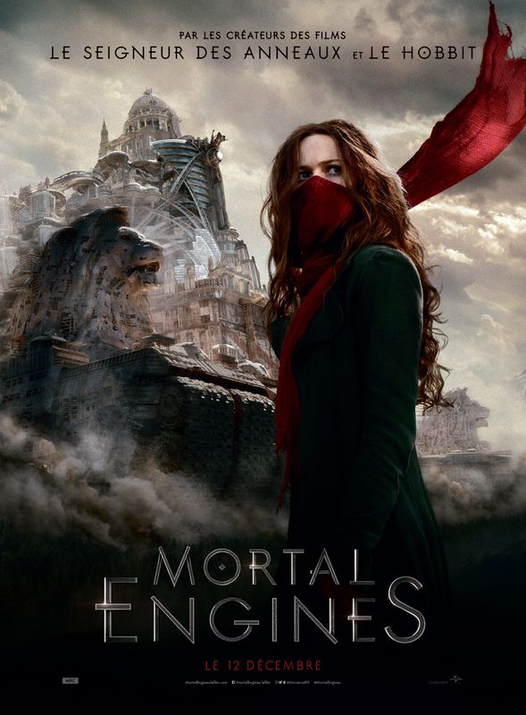 Mortal Engines - Film (2018)