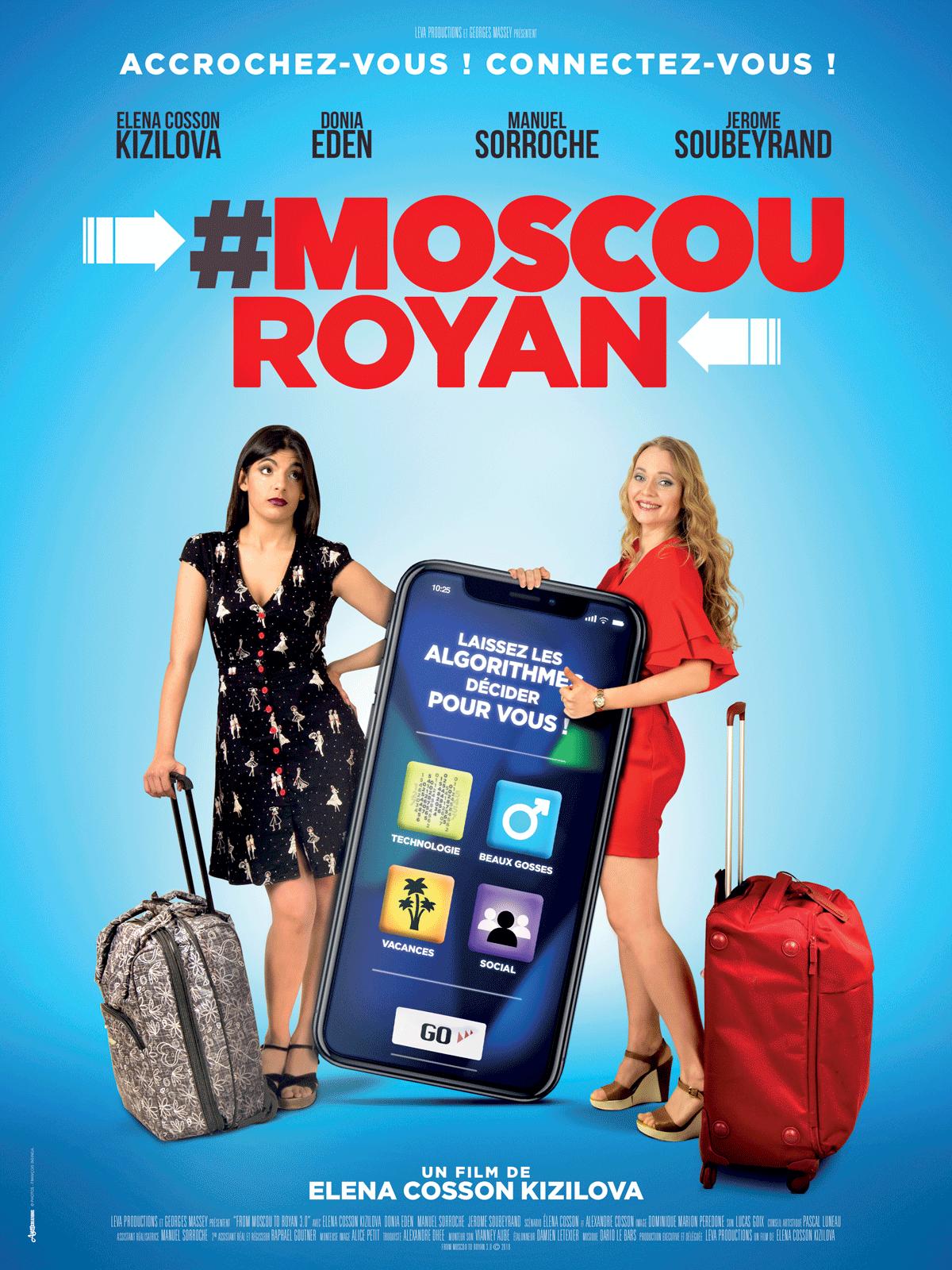 #Moscou-Royan - Film (2018)