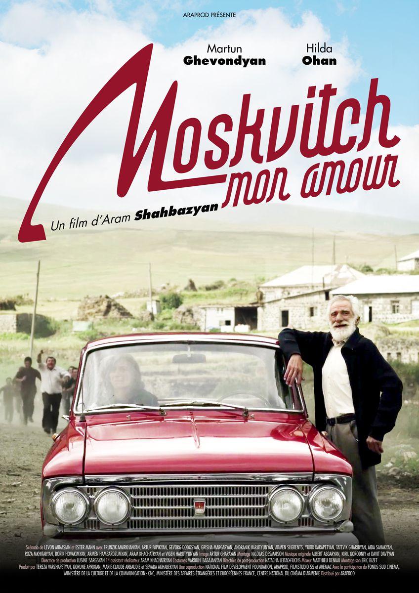 Moskvitch mon amour - Film (2019)