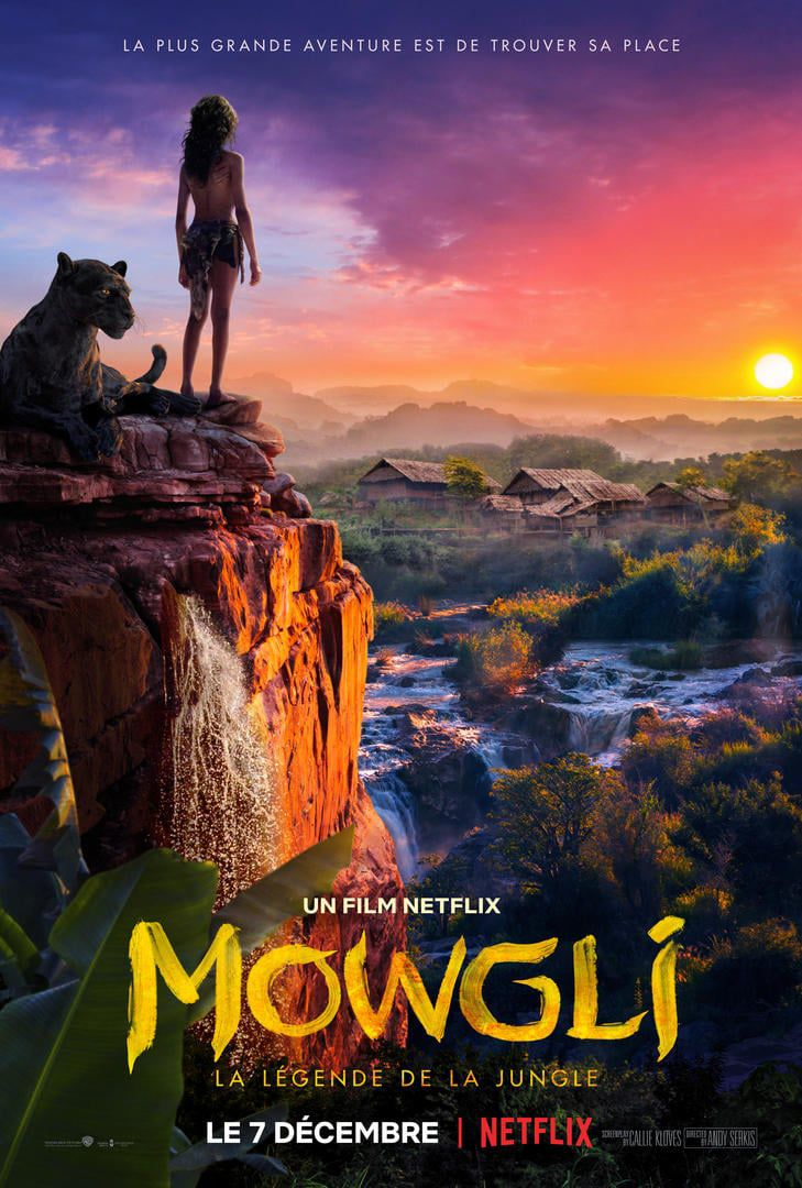 Mowgli : La Légende de la jungle - Film (2018)