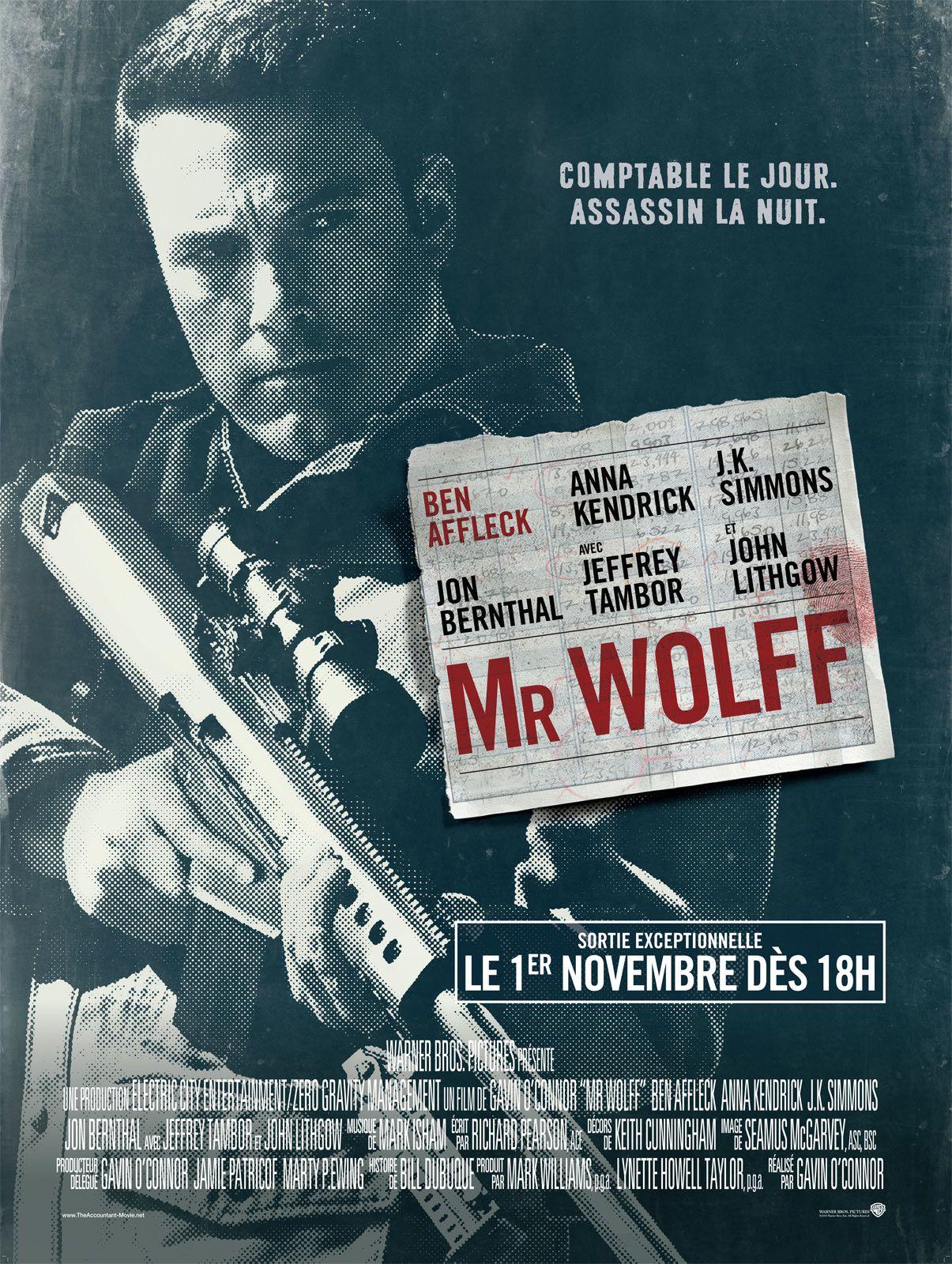 Mr Wolff - Film (2016)
