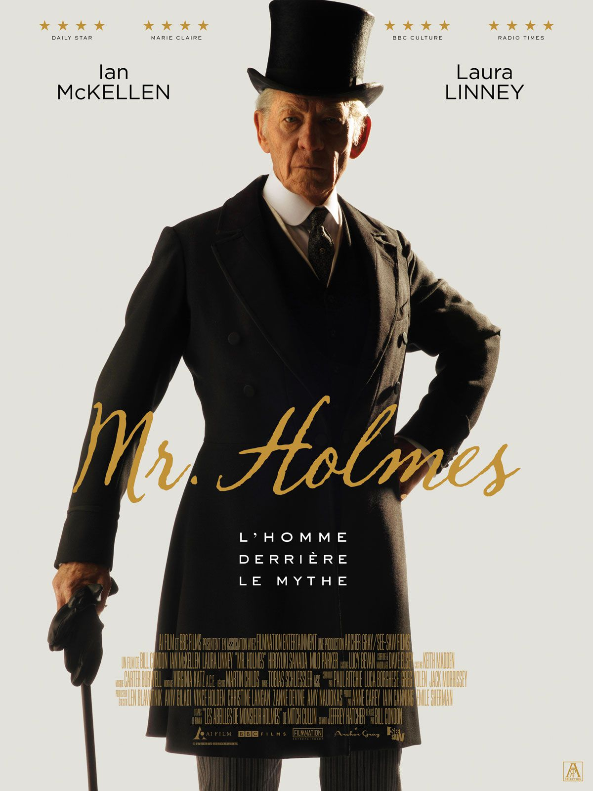 Mr. Holmes - Film (2015)