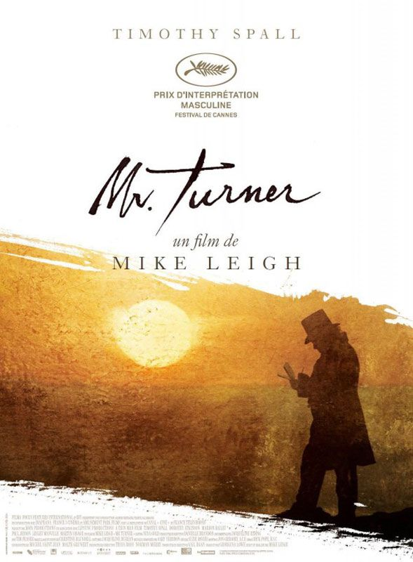 Mr. Turner - Film (2014)