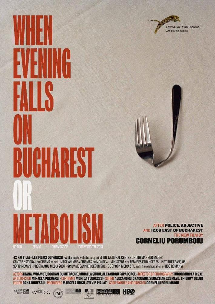 Métabolisme (ou Quand le soir tombe sur Bucarest) - Film (2014)