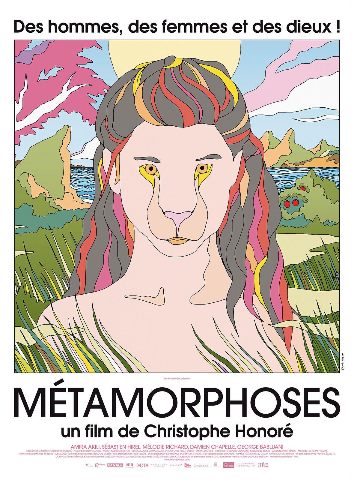 Métamorphoses - Film (2014)