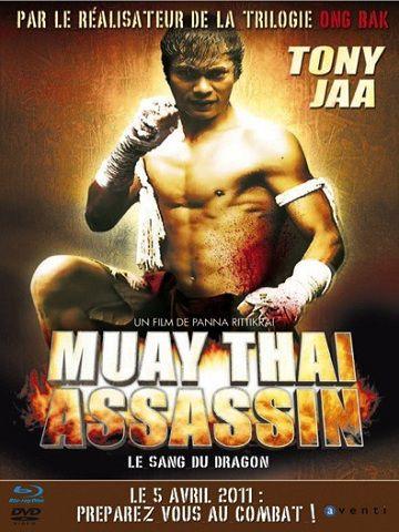 Muay Thai Assassin, le sang du dragon - Film (1996)