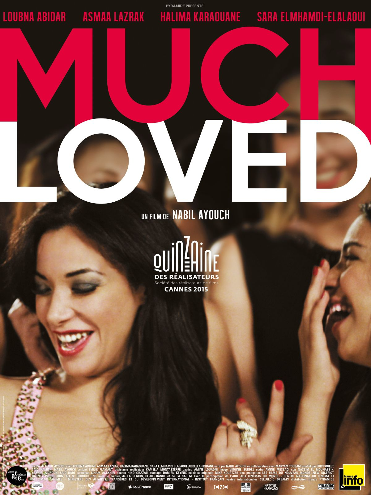 Much Loved - Film (2015)