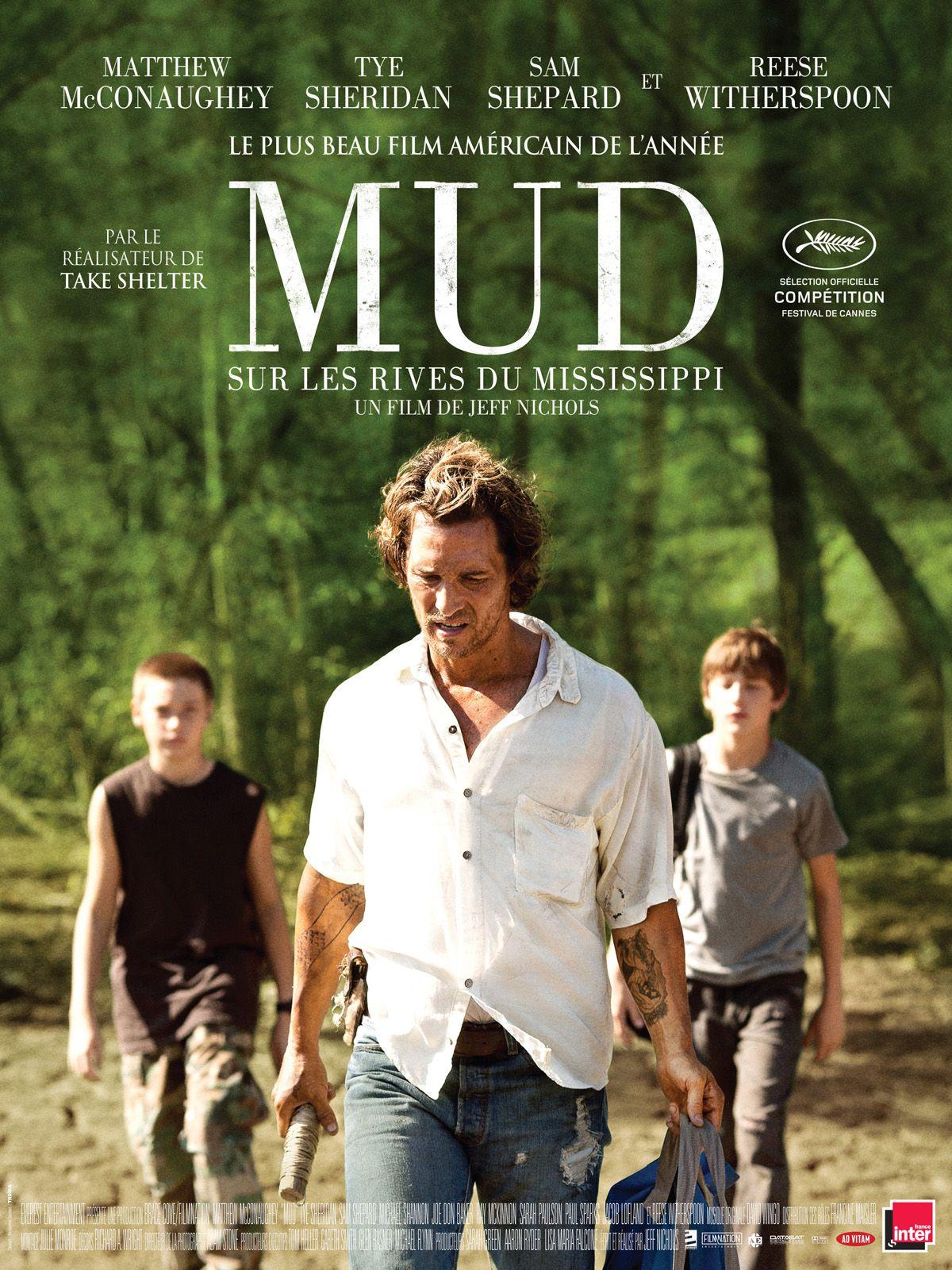 Mud, sur les rives du Mississippi - Film (2013)
