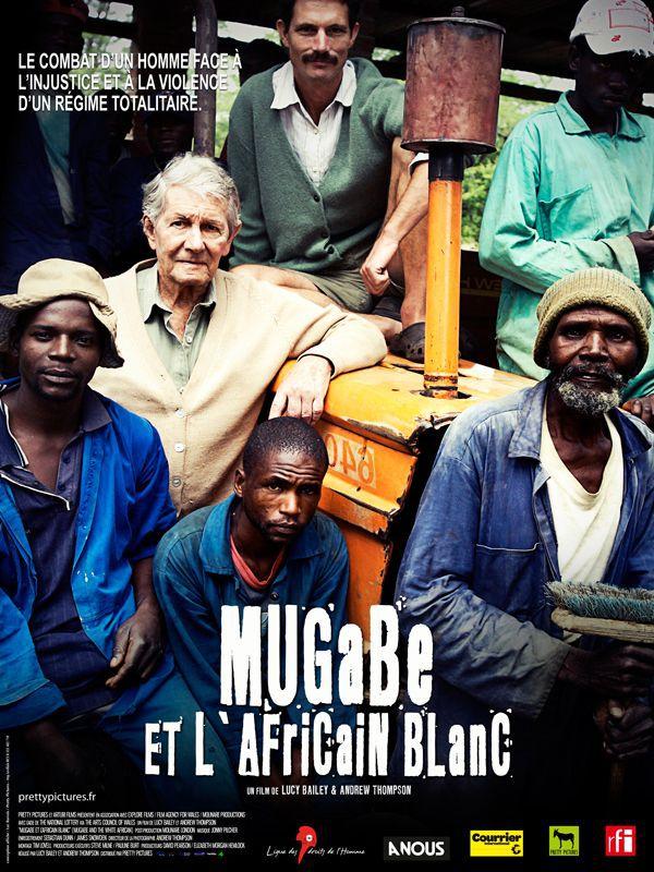 Mugabe et l'Africain Blanc - Documentaire (2010)